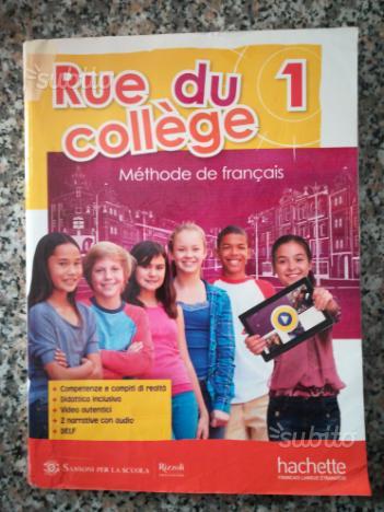 Libro 1 media francese