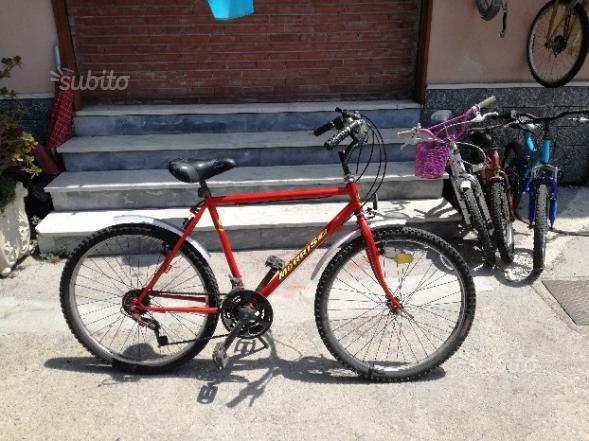 Bicicletta mtb 26 da passeggio con cambio
