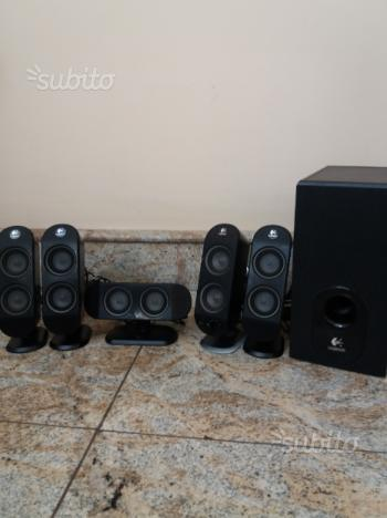 Dolby surround logitech X-530