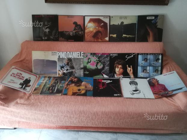 Pino Daniele collezione completa