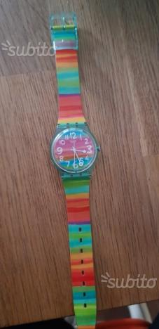 Orologio Swatch Multicolor