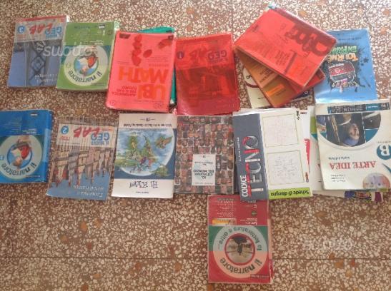 Libri usati scuola media