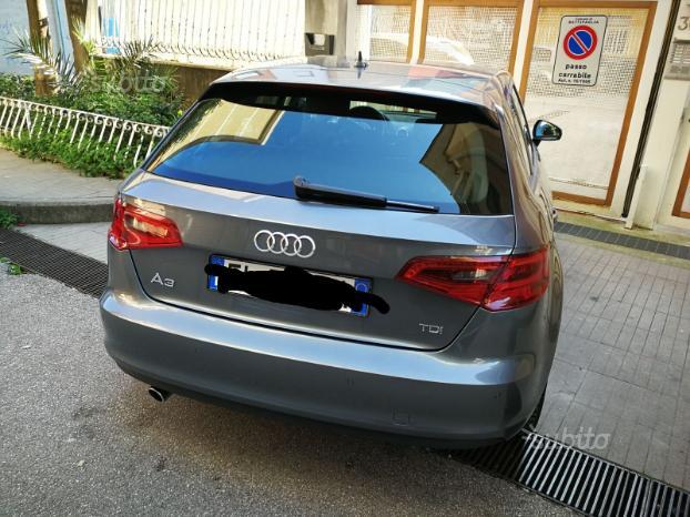 Audi a3 tdi 1.6 2014 AUTOM
