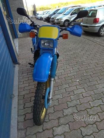 Yamaha XT 600 - 1989
