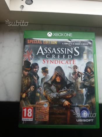 Assassin creed syndicate xbox one