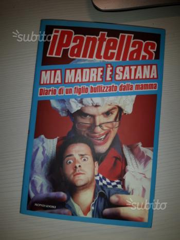 """Libro comico """"I pantellas"""""""
