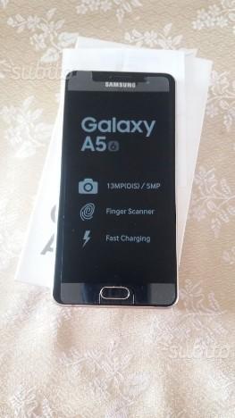 Samsung Galaxy A5 2016 come nuovo