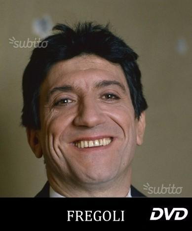 FREGOLI 1981 - Paolo Cavara / Gigi Proietti 2 DVD