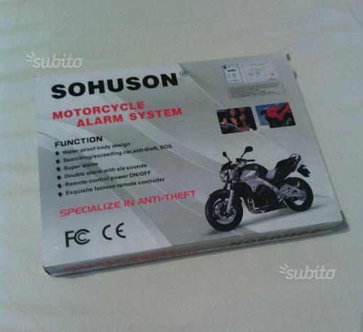 Antifurto Elettronico (Per moto / Scooter)