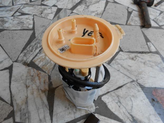 Pompa e galleggiante Skoda Yeti