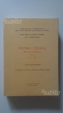 Notai di Candia PIETRO PIZOLO VOL. II