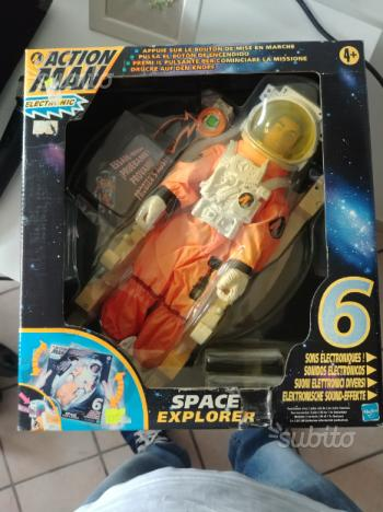 Action man space explorer