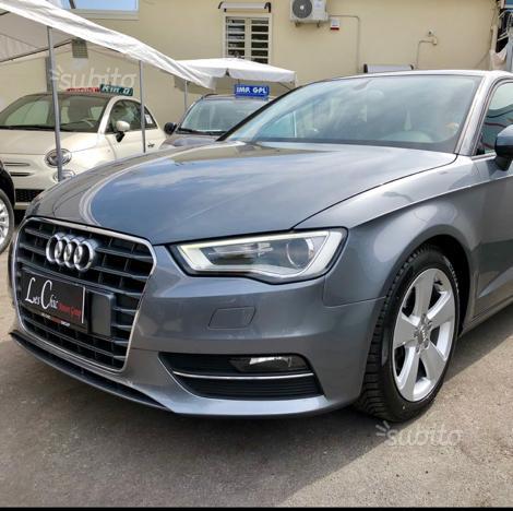 Audi a3 sport bak 2.0 tdci 170cv
