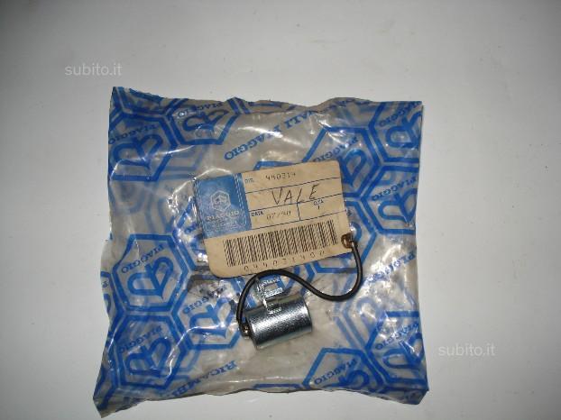 VALE rif.440314 condensatore euro 5