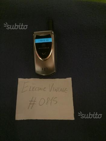 Cellulare Motorola V60