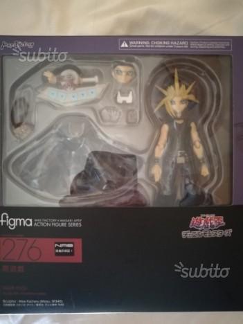 Action figure figma - yu-gi-oh - yami yugi