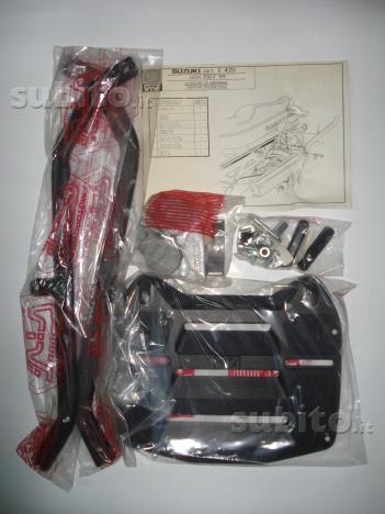 Portapacchi Suzuki GSX 750 F'89 rif. F478