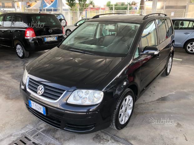 Volkswagen Touran 1.9 TDI 2005