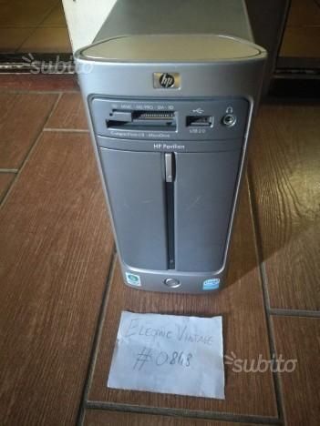 Mini PC Fisso HP Pavilion S7720