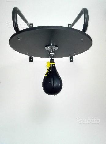Pera veloce per boxe mai utilizzata