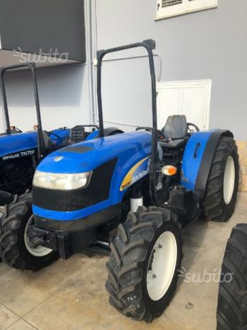 New holland td 4030