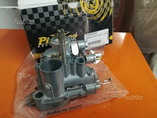 Carburatore si 26 er senza mix vespa