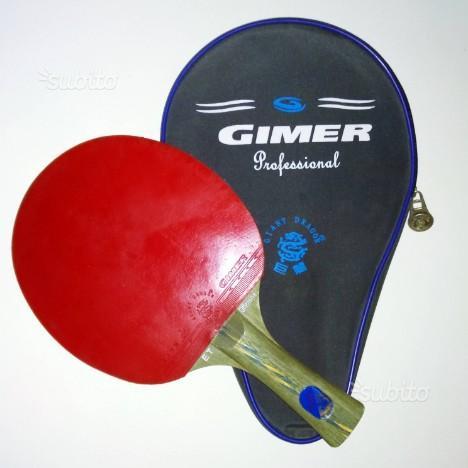 Racchetta Ping Pong GIMER GIANT DRAGON