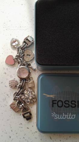 Orologio bracciale fossil