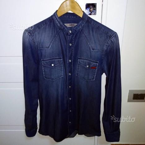 Camicia di jeans Liu Jo Uomo