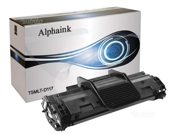 2 toner stampante laser Samsung