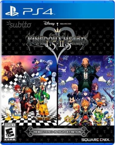 Kingdom Hearts HD 1.5   2.5 Remix