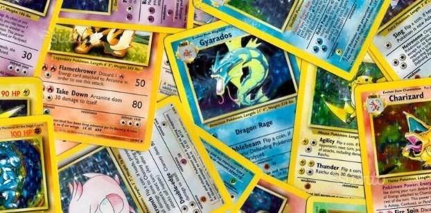 Carte pokemon come nuove ben tenute lotto 100 pz