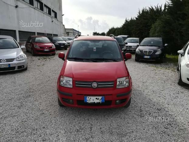 FIAT Panda 1.4 - 77CV NATURAL POWER METANO