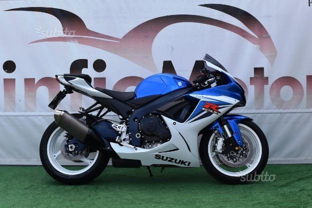 Suzuki GSX R 600 - 2013 solo 7.000 km