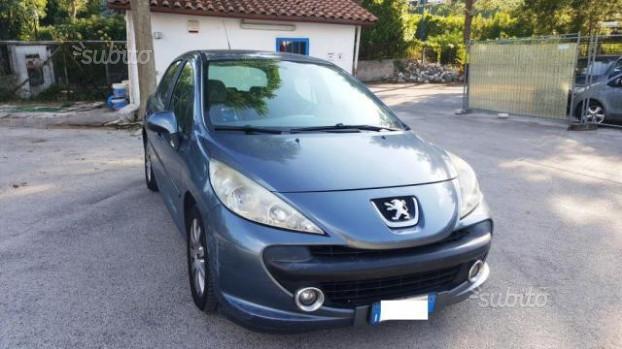 Peugeot 207 1.6 HDI 90cv 5P. X Line