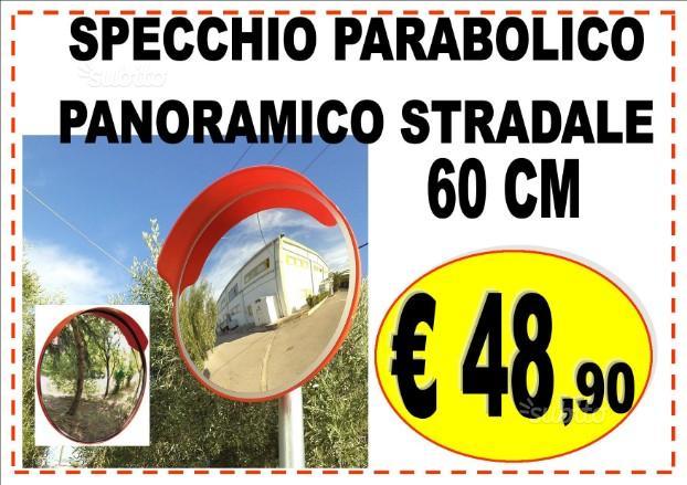 Specchio panoramico parabolico stradale - 60cm