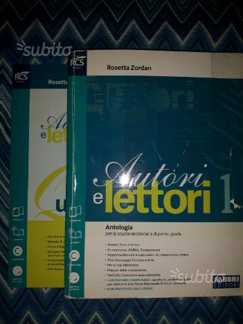 Autori e Lettori 1 & 2