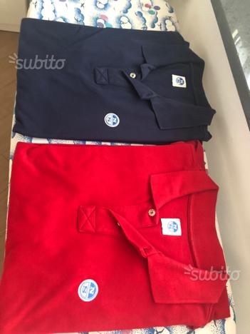 12 polo firmate usate(pari a nuove) tg xxl
