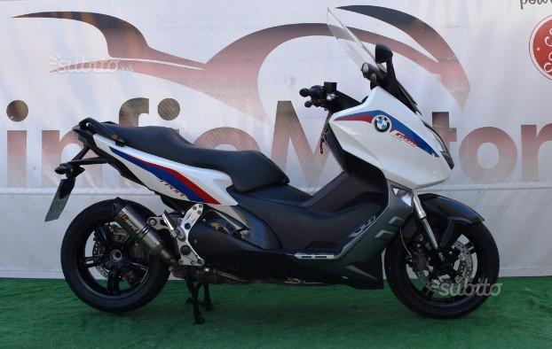 Bmw c 600 - 2012