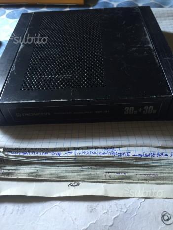 Amplificatore Auto Pioneer BP-41