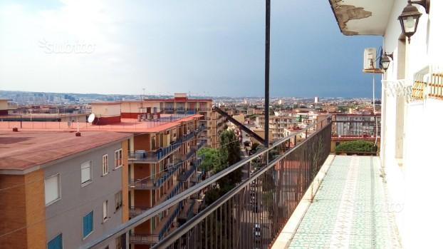 Appartamento panoramico in San Giorgio a Cremano