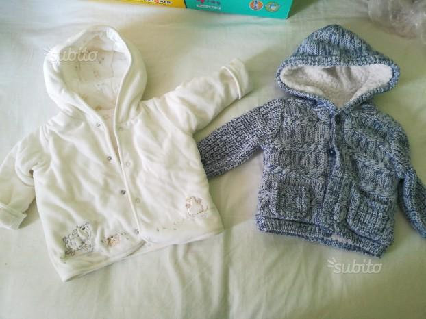 Cappottini neonato