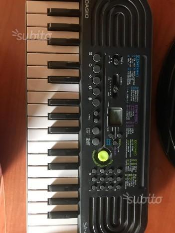 Mini tastiera Casio SA-47