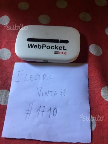 Modem Portatile WiFi Tre WebPocket