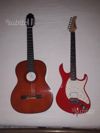 Nuovissime chitarre