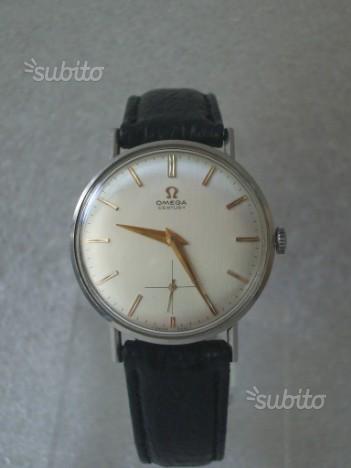 Orologio Omega Century anni 60
