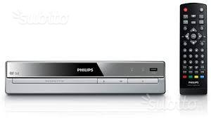 Combi decoder con dvd philips