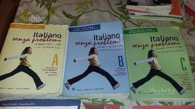Italiano senza problemi A+B+C