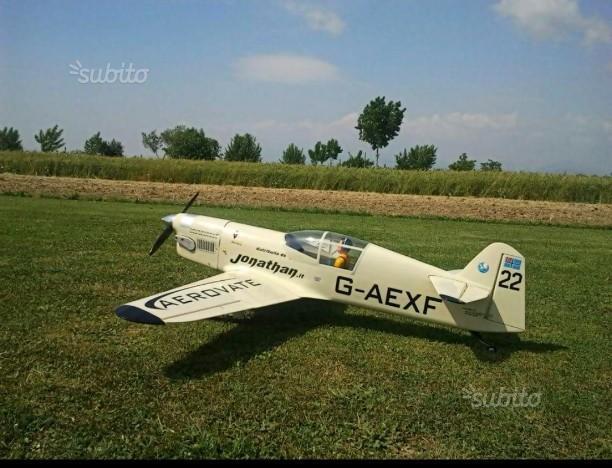 Seagull PERCIVAL MEW GULL ARF 26cc ARF 1880mm
