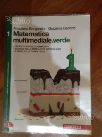 Matematica multimediale.verde. Per le Scuole super